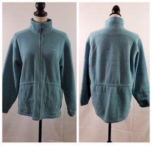 L.L. Bean Full Zip-up Fleece Jacket